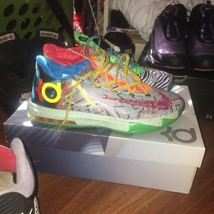 What the KD 6s